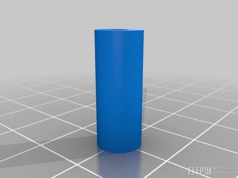 遥控赛车车轮 3D模型  图20