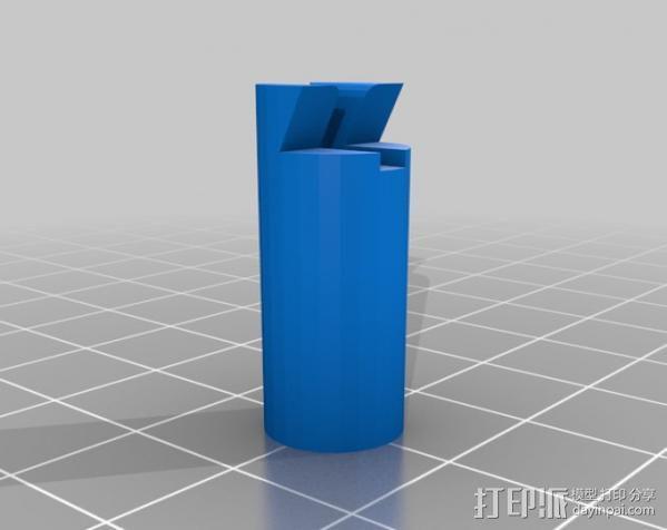 水炸弹/手榴弹 3D模型  图1