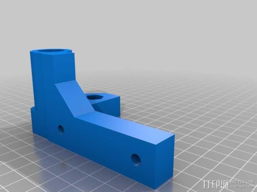 K1-Rap 3D打印机 3D模型  图1