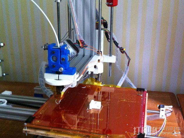 K1-Rap 3D打印机 3D模型  图5