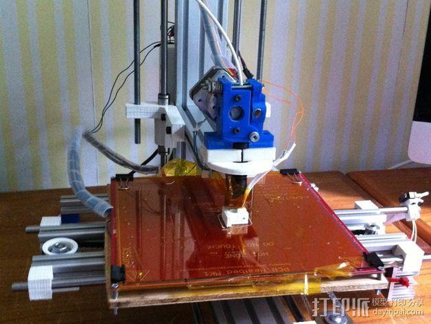 K1-Rap 3D打印机 3D模型  图6