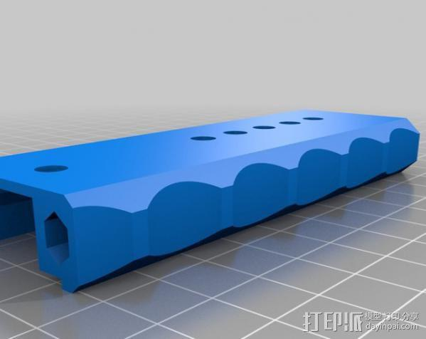 碎纸器 3D模型  图7