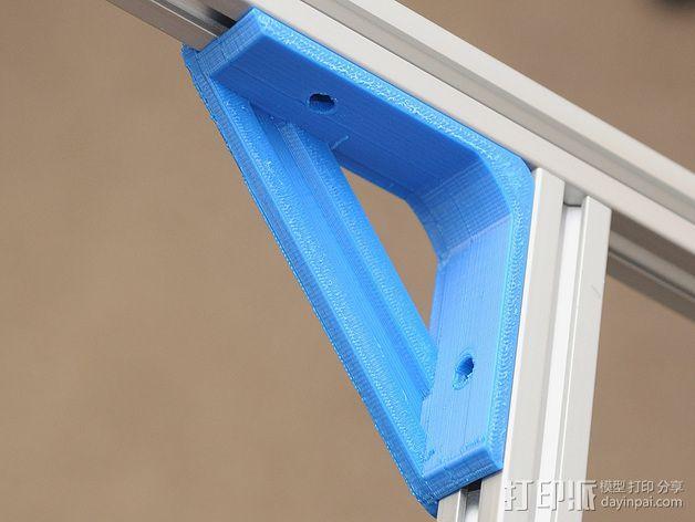 直角固定器· 3D模型  图3