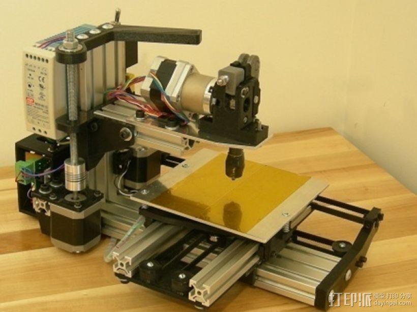 Pocket 打印机 3D模型  图4