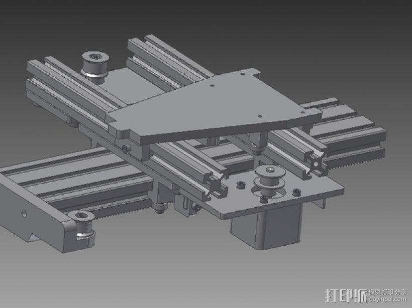 Pocket 打印机 3D模型  图6