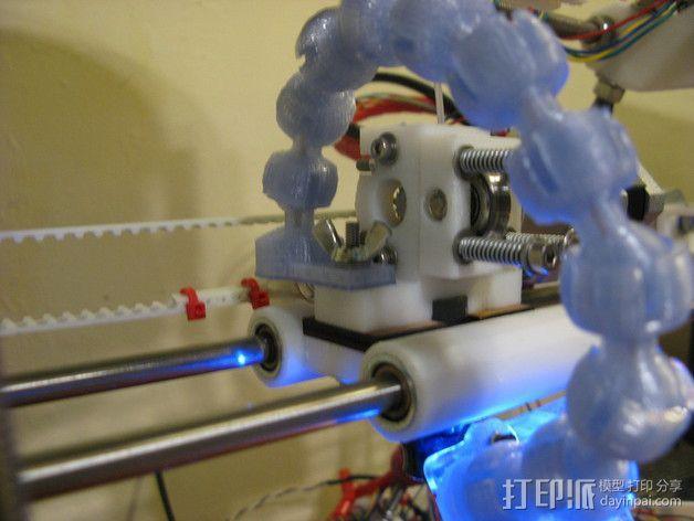 风扇支架 3D模型  图20