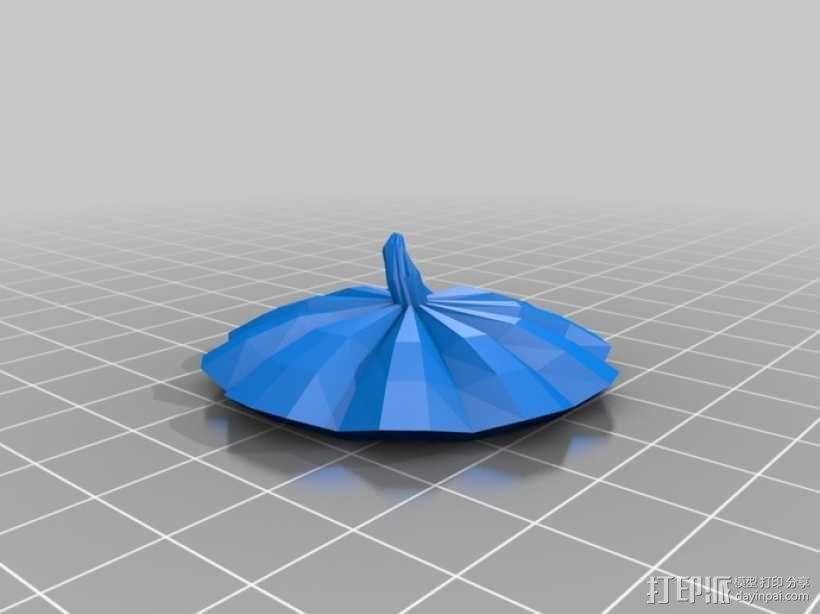 南瓜灯 3D模型  图2