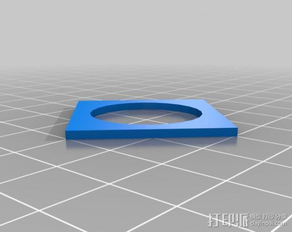 校准测试 3D模型  图2