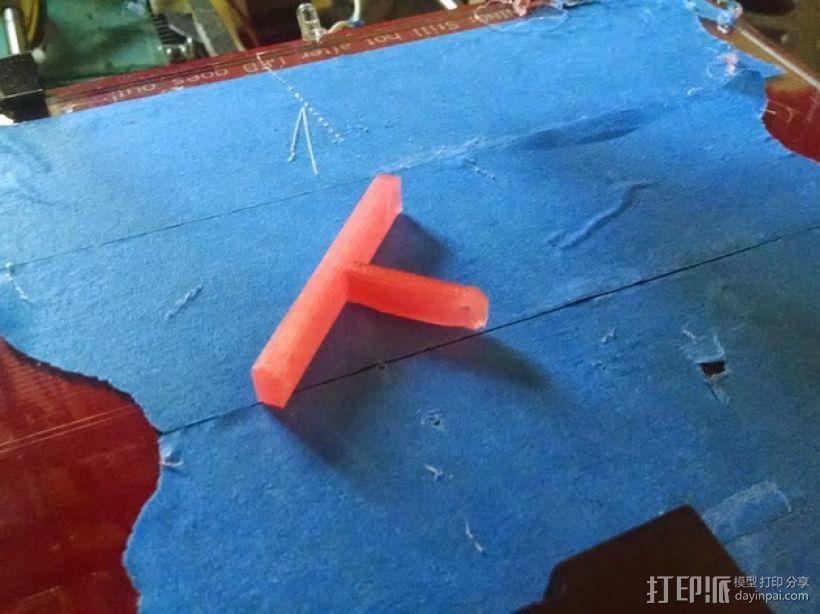 风扇通风导管支架 3D模型  图6