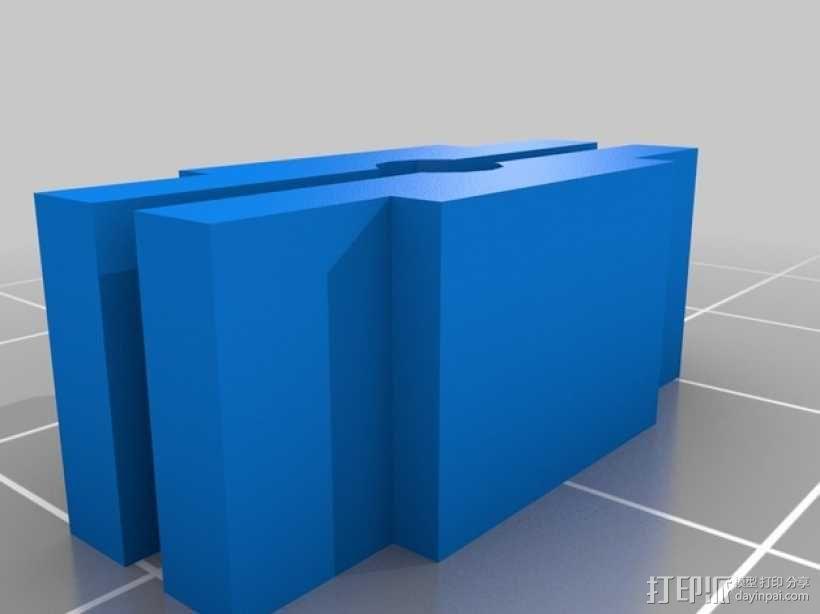 黑暗世界 秘密之门 3D模型  图1