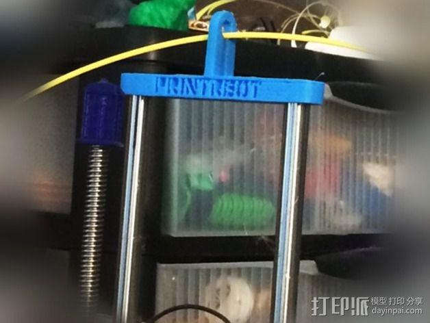 打印机的Z轴稳定器 3D模型  图1