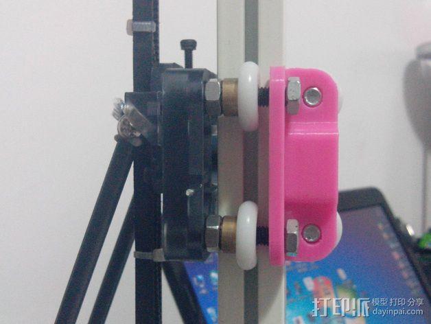 轴杆稳定器 3D模型  图2