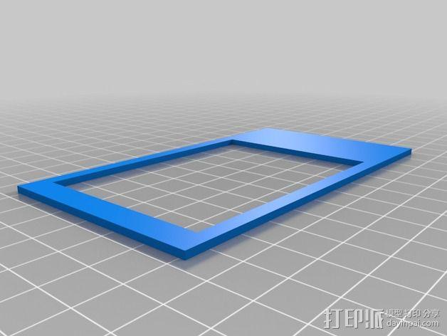 电路板保护罩 风扇 3D模型  图3