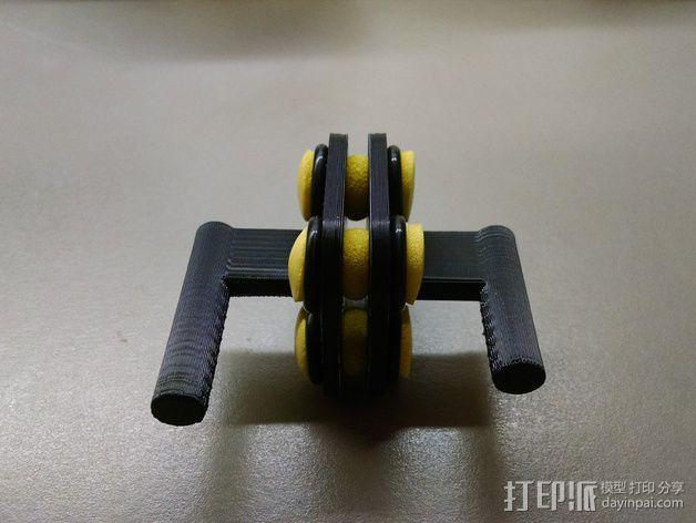 MakerGear M2打印机上的摄像头支架 3D模型  图7