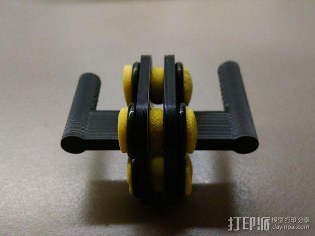 MakerGear M2打印机上的摄像头支架 3D模型  图5