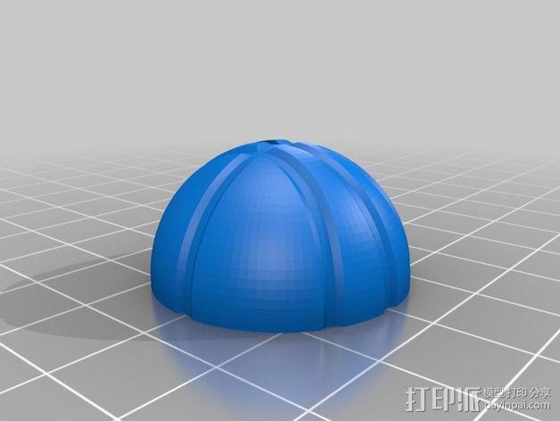 奖杯 3D模型  图2