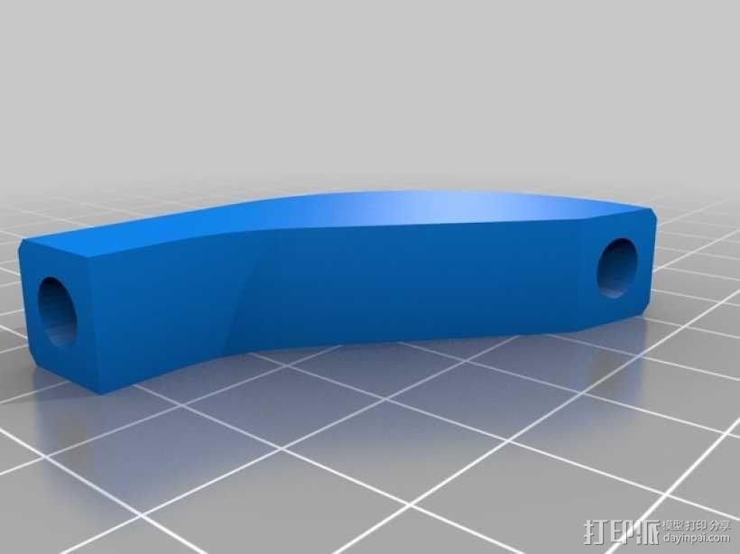 线材导线器 3D模型  图1