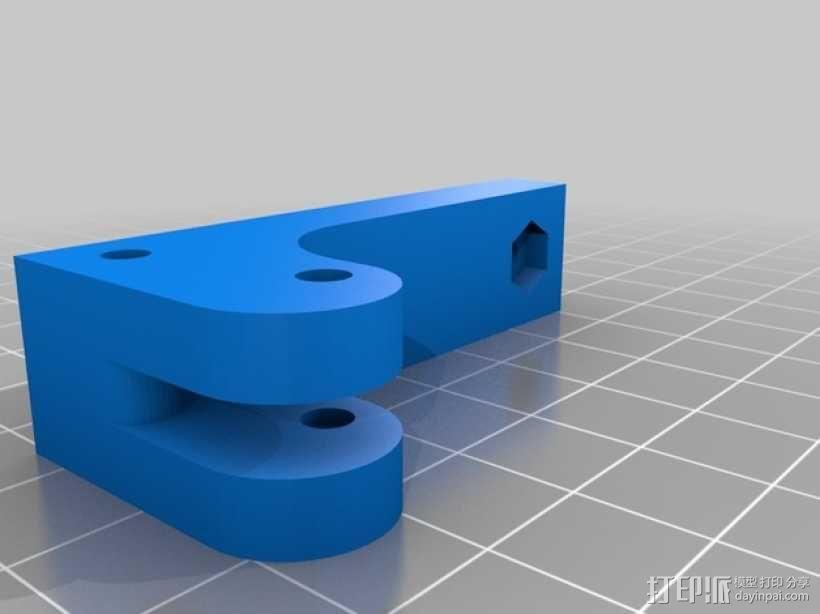 bowden 挤出机 3D模型  图5