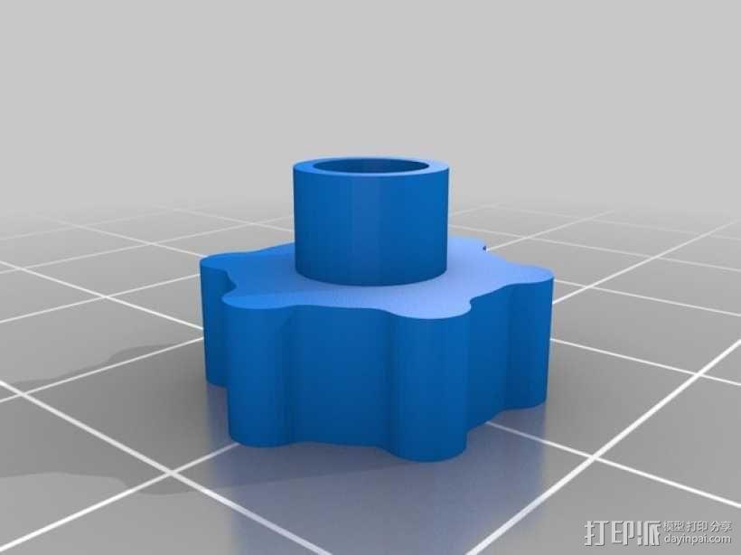bowden 挤出机 3D模型  图7
