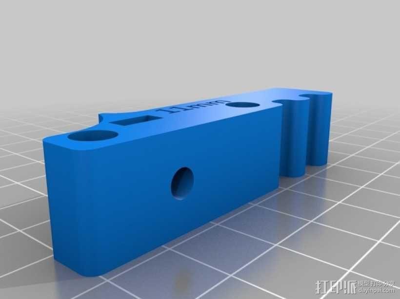 bowden 挤出机 3D模型  图14
