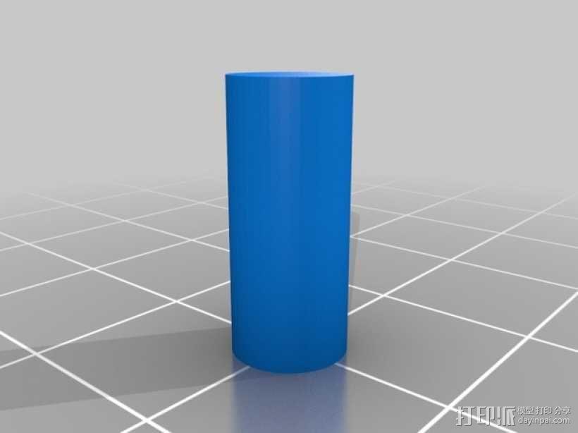 bowden 挤出机 3D模型  图19