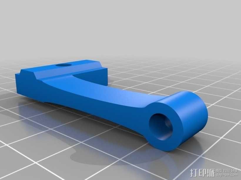 相机支架 3D模型  图3