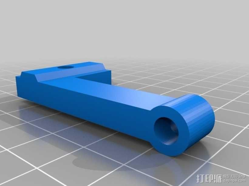 相机支架 3D模型  图4