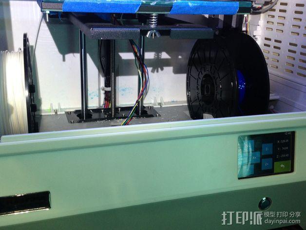 线夹  电缆夹 3D模型  图4