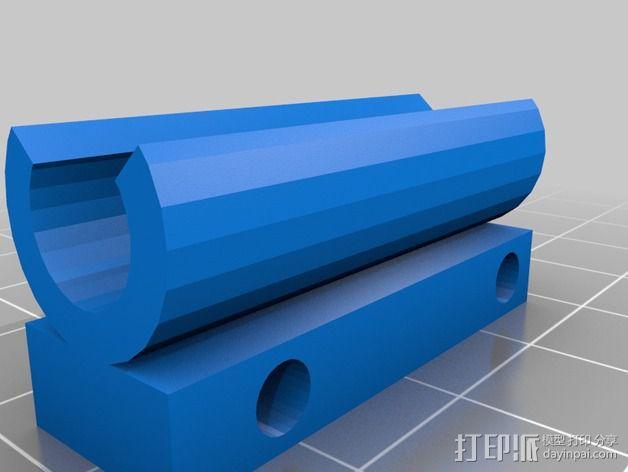导线器装置 3D模型  图5