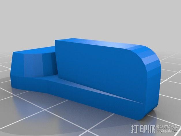 导线器装置 3D模型  图9