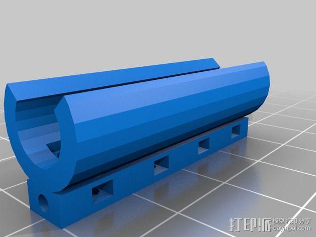 导线器装置 3D模型  图10