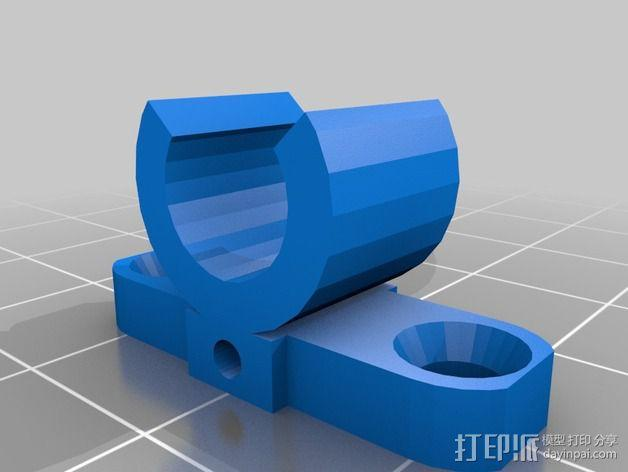 导线器装置 3D模型  图12