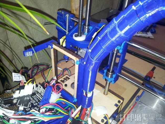 导线器装置 3D模型  图20