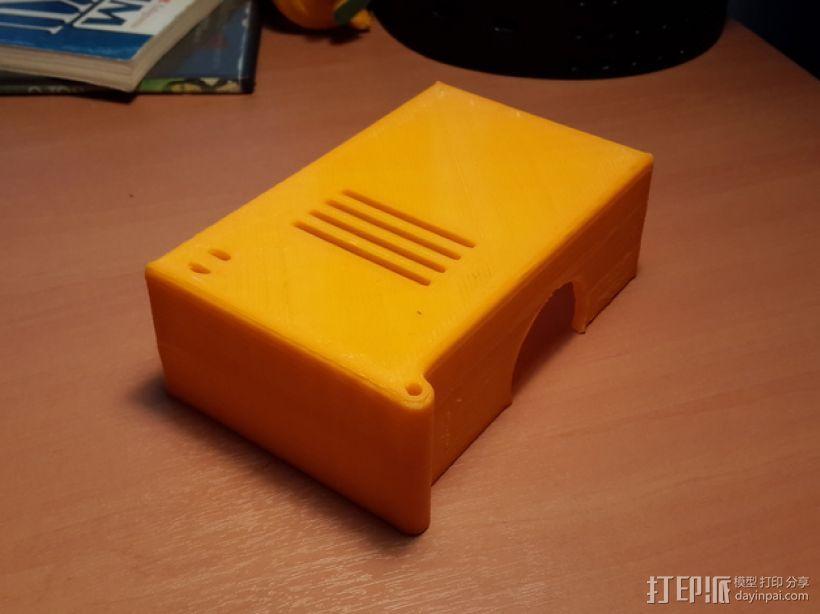 电路板罩 保护罩 3D模型  图1