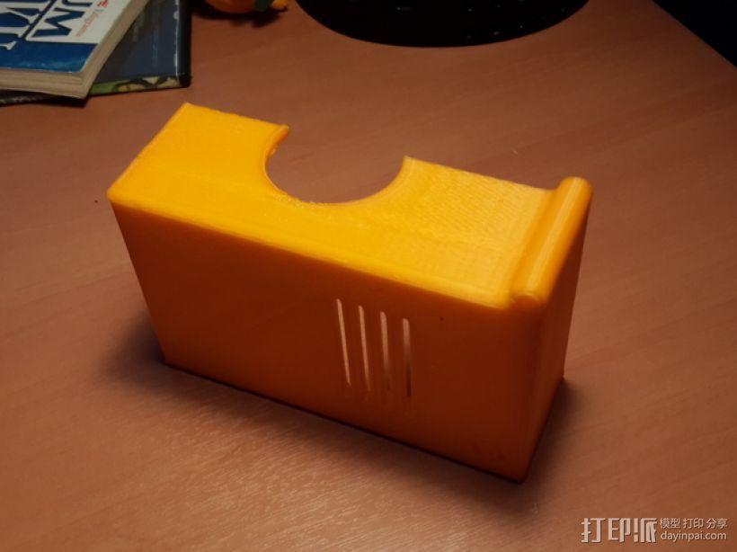 电路板罩 保护罩 3D模型  图4