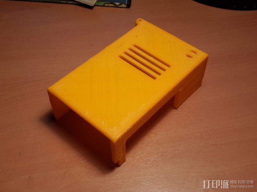 电路板罩 保护罩 3D模型  图3