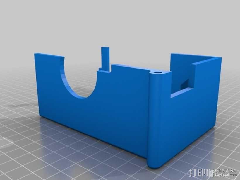 电路板罩 保护罩 3D模型  图2