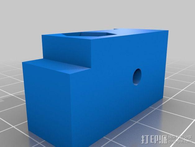 K8200打印机Z轴的开关 3D模型  图4