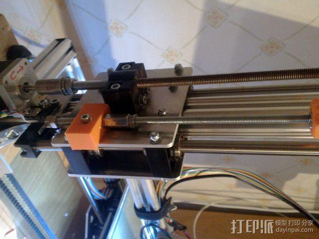 K8200打印机Z轴的开关 3D模型  图8