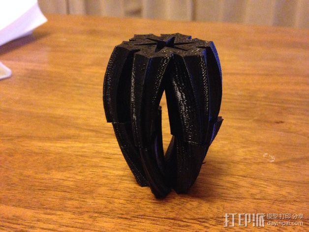 螺旋形的工具 3D模型  图2