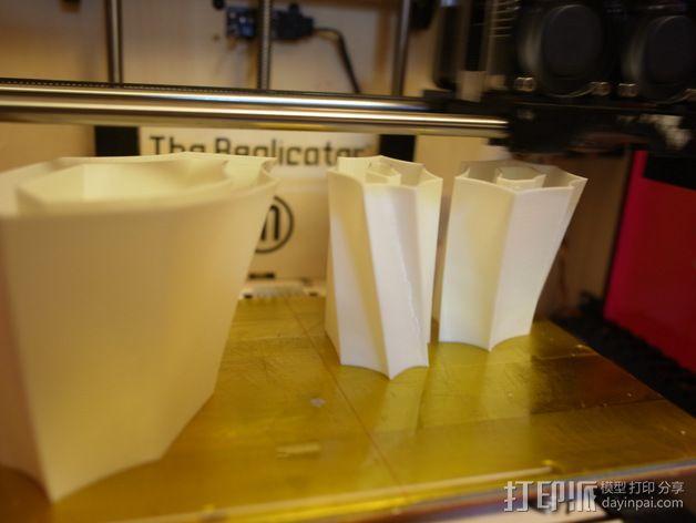 螺旋形的工具 3D模型  图3