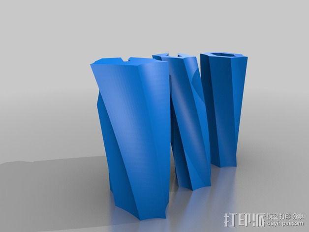 螺旋形的工具 3D模型  图5