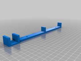 PSU 电源支架 3D模型