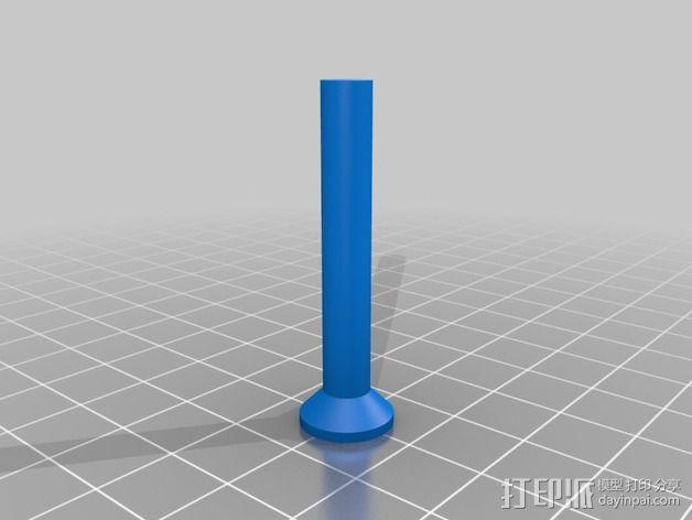 风扇通风导管 3D模型  图4
