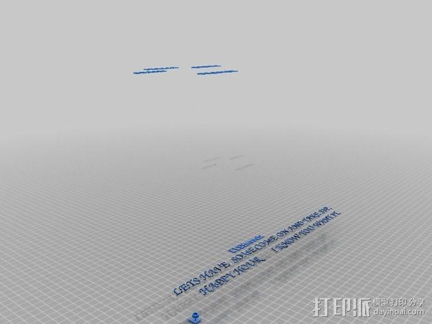 最好的红酒杯 3D模型  图2