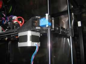 Z轴限位开关适配器 3D模型