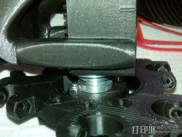E3D 喷头支架 3D模型  图5