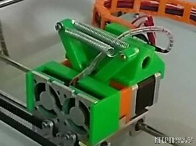 风扇支架 3D模型  图5