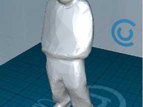 雕塑 3D模型