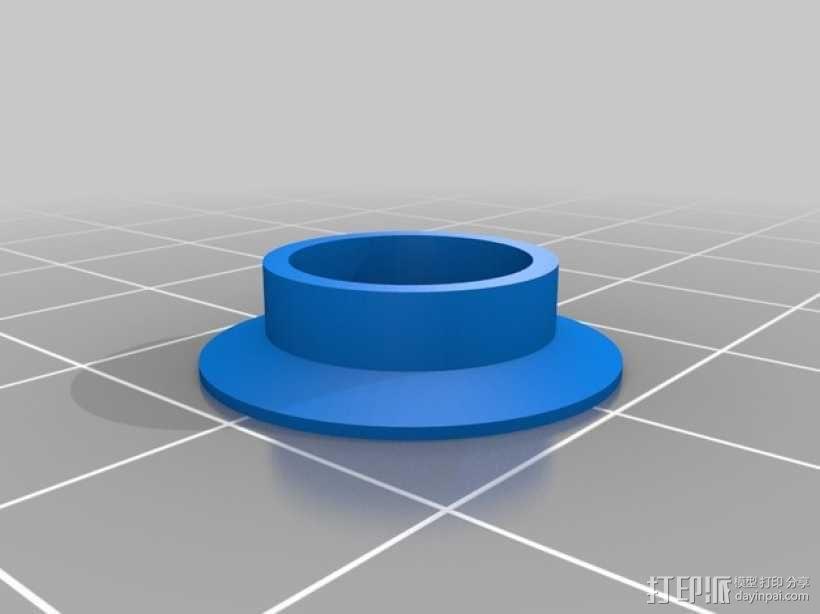 Prusa i3打印机的部件 3D模型  图2